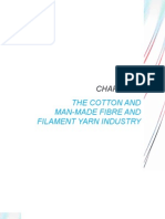 Article on Cotton & Man Made Fibres 07-08