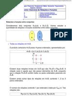 Algebra_ Exercicio de Relacoes e Funçoes