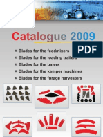 Catalogue 2009 Eng