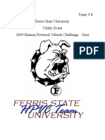 2009 FSU Utility Hpvc East