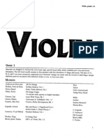 asta violin syllabus