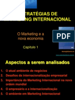 Estrategias de Marketing Internacional