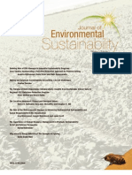 Journal of Environmental Sustainability, Vol. 2