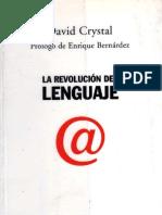 Crystal - La Revolucion Del Lenguaje - 2005