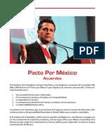 Pacto Por Mexico 2012