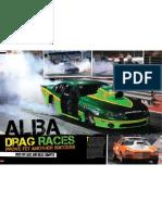 Alba Drag Race