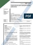 NBR 12212 NB 588 - Projeto de Poco Para Captacao de Agua Subterranea