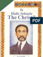 dr malachi  z york - Is Haile Selassie the Christ