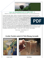 Tuse Næs Kunsthåndværks Galleri 6 - Nordal & Huang