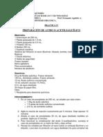 Laboratorio Acido O-acetilsalicílico
