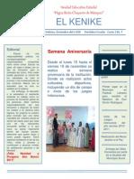 Periodico Las Delicias Diciembre 2010