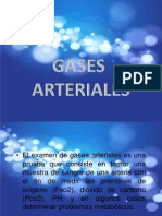 Gases Arteriales (Diplomado Uci)