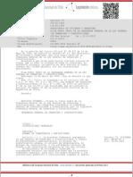 Ordenanza General de La Ley General de Urbanismo y Construcciones