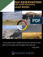 Pine Ridge Indian Reservation Allottee Land Planning Map Book (2008)