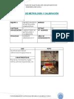 Lab. Metrología y Calibración