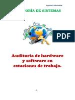 Formato Detallado Para Crear Una Auditoria Informatica
