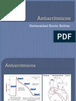 5.- Antiarritmicos