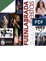 Programa Fiestas de Fuenlabrada 2013