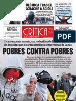 Diario Critica 2009-05-30