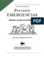 Plan Emergencia Escolar