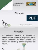 Filtracion y Peroxido