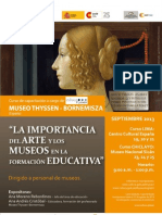 THYSSEN Personal Museos FINAL