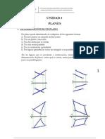 3º Unidad - Planos