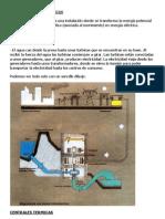 Centrales Generadoras de Energia