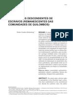 Direitos Quilombolas