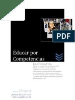 MITema0 Educar Por Competencias