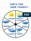 Weather Wheel (Poster)