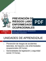 Clase 1 Prevencion