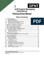 Dfnt Driver Manual