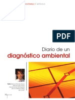 Diario de un diagnóstico ambiental. 2010