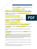 APUNTES Factorización