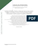 arxiv-1212.5190-NewStandardModel