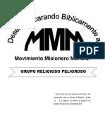 Desenmascarando Biblicamente Al Movimiento Misionero Mundial