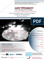Intranet YOUsability - Best Practice, Management & Strategy