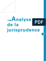 Analyse Jurisprudence Ra06