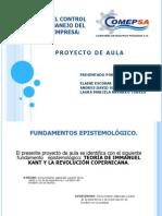 Diapositivas Del Proyecto de Aula