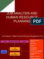 Job Analysis & HR Planning