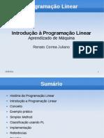 Prog Linear