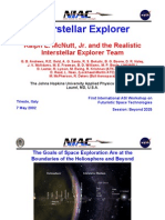 McNutt Ralph Interstellar Probe