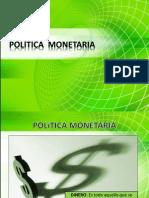 CAPÍTULO 04. POLÍTICA  MONETARIA - 2013..pptx
