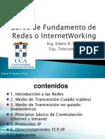Unidad 5. Curso de Fundamento de Redes o InternetWorking