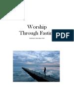 Worship Through Fasting