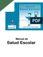 Manual Salud Escolar