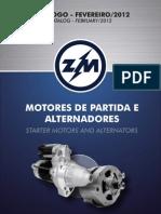 Catalogo Motores Alternadores
