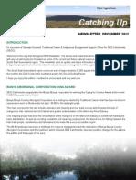 SEQ Catchments Aboriginal Catching Up Newsletter 2013