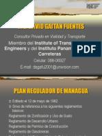 Plan Regulador de Managua